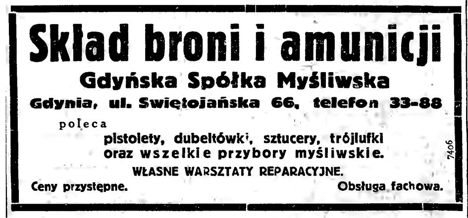 """Oszukiwał ludzi """"Na Zaolzie""""... Nowy """"genialny"""" trick wydrwigrosza w Gdyni // Gazeta Gdańska. - 1938, nr 244, s. 7"""