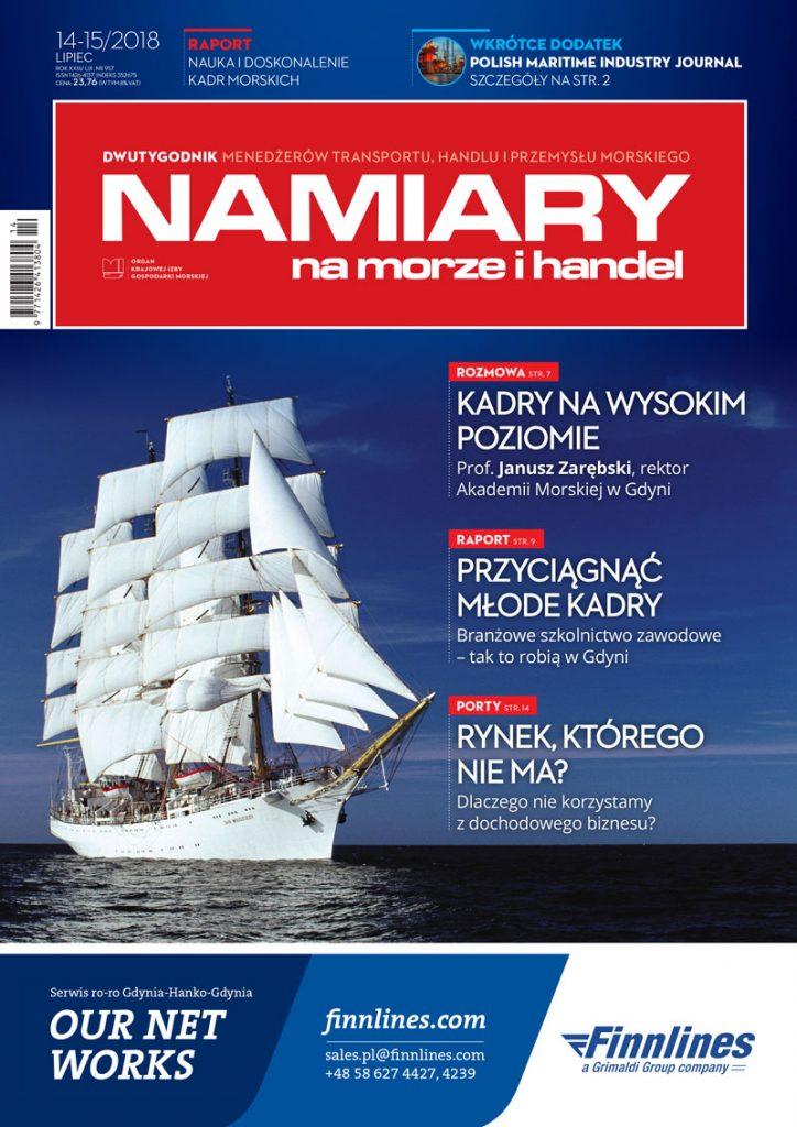 Namiary na Morze i Handel 2018