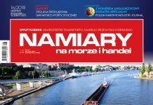 Namiary na morze i handel: dwutygodnik menedżerów transportu, handlu i przemysłu morskiego 2018, nr 16 (sierpień)lipiec)