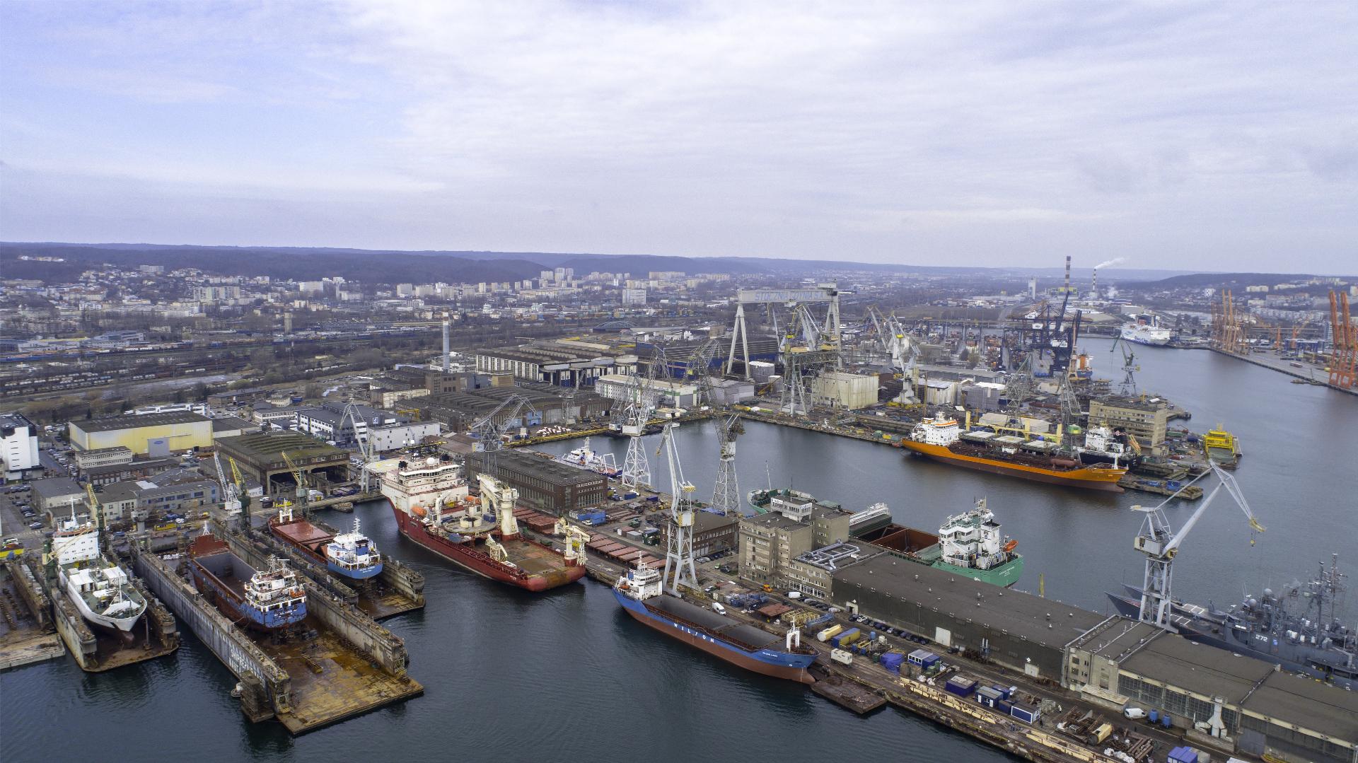 Gdynia stoczniowa