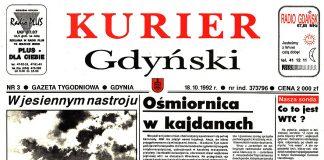 Kurier Gdyński. - 1992, nr 3