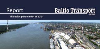 On an even keel. The baltic port market in 2015. Report / Marek Błuś // Baltic Transport Journal. - 2016, nr 2, s. 31-35. - Il., tab.