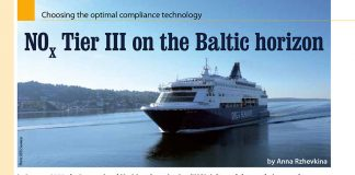 Nox Tier III on the Baltic horizon. Choosing the optimal compliance technology / Anna Rzhevkina // Baltic Transport Journal. - 2017, nr 6, s. 38-39. - Il.