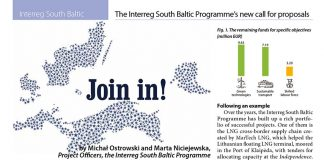 Join in! The interreg South Baltic Programme's new call for proposals / Michał Ostrowski, Marta Niciejewska // Baltic Transport Journal. - 2017, nr 6, s. 44. - Wykr.