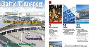 Baltic Transport Journal 2016 nr 1, Rocznikgdyński