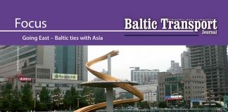 Railways of the New Silk Road. Bridging Europe with Asia / Yuan Li // Baltic Transport Journal. - 2016, nr 6, s. 37-41. - Il.