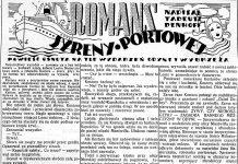 Romans Syreny Portowej