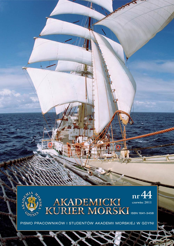 43AKADEMICKI KURIER MORSKI. Pismo pracowników i studentów Akademii Morskiej w Gdyni. - 2010, nr 43, grudzień
