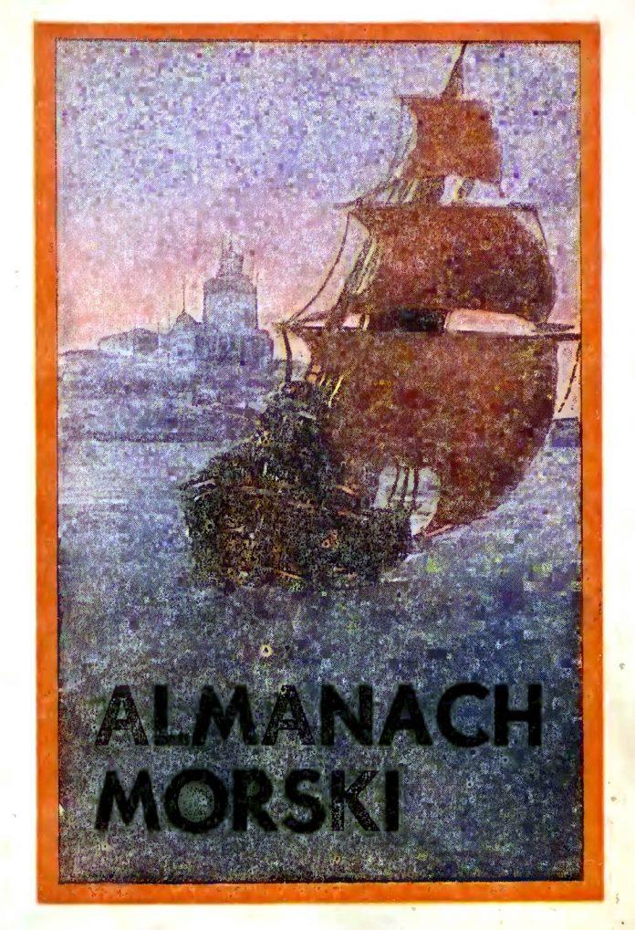 Almanach Morski Gdynia 1934