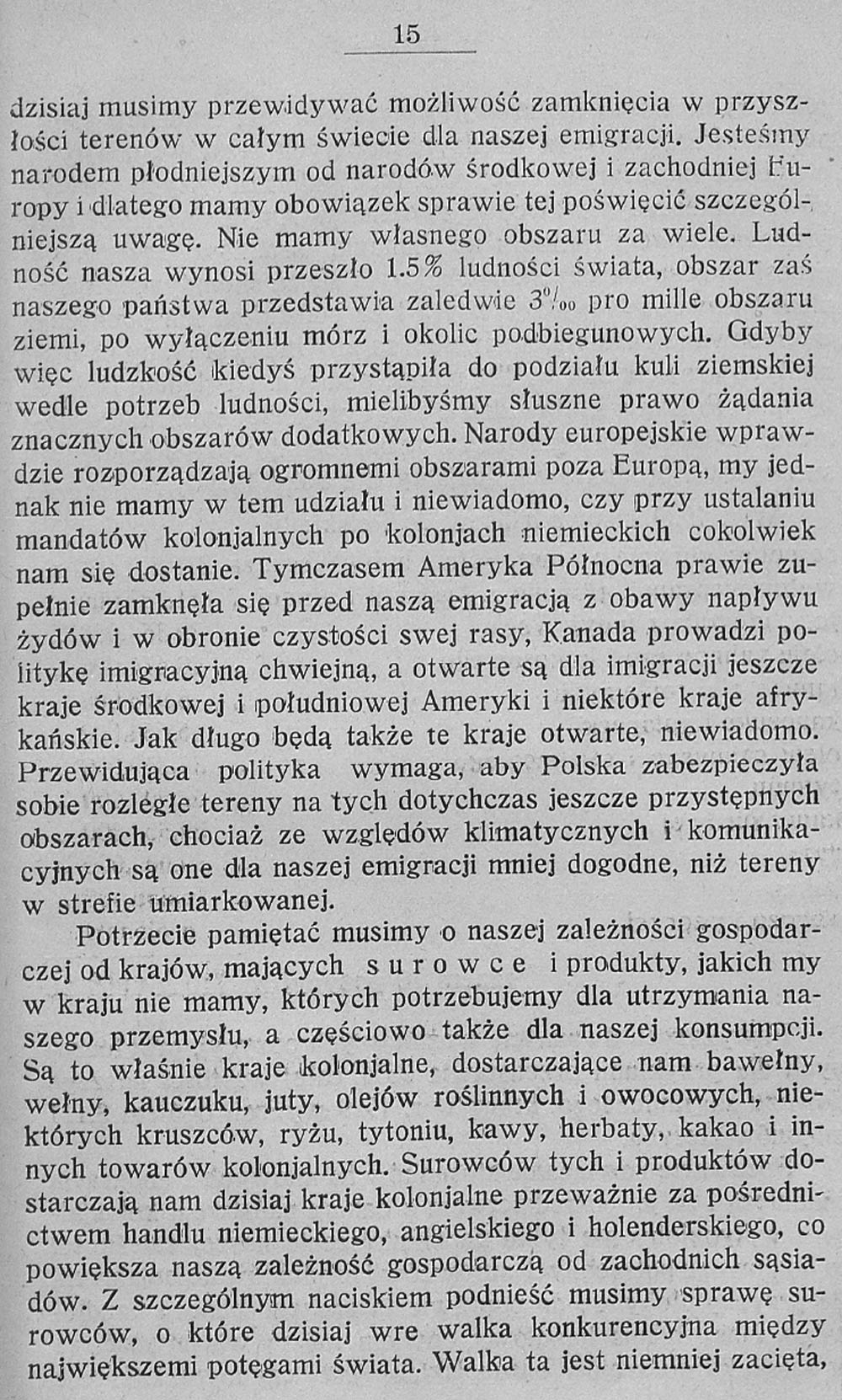 Emigracja i jej rola w gospodarstwie narodowem / Stanisław Głąbiński. - Warszawa:nakładem Naukowego Instytutu Emigracyjnego i Kolonjalnego. - 1931