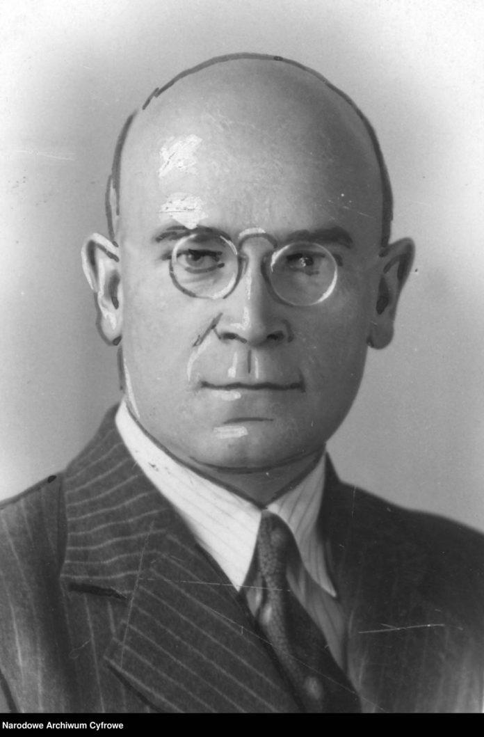 Józef Borowik dyrektor Instytutu Bałtyckiego w Gdyni