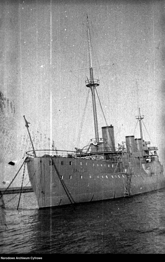 Krążownik ORP BAŁTYK