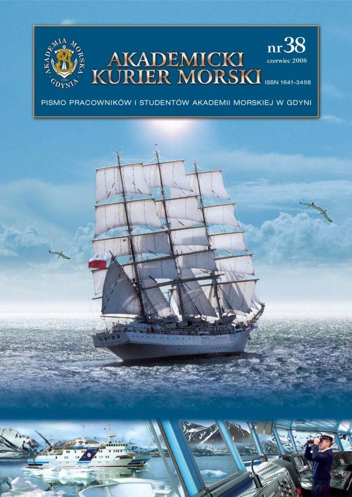 AKADEMICKI KURIER MORSKI. Pismo pracowników i studentów Akademii Morskiej w Gdyni. - 2008, czerwiec