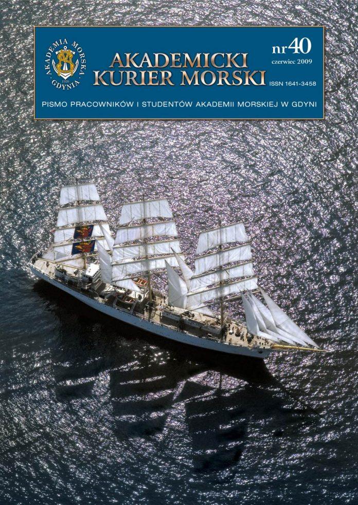 AKADEMICKI KURIER MORSKI. Pismo pracowników i studentów Akademii Morskiej w Gdyni. - 2009, czerwiec