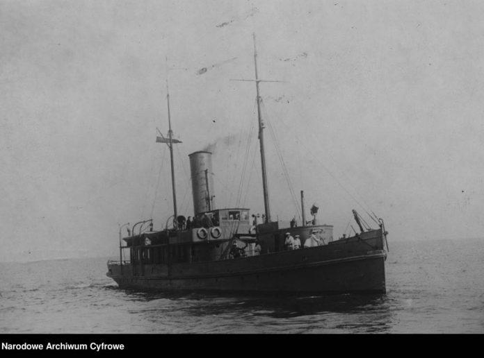 Okręt hydrograficzny ORP POMORZANIN