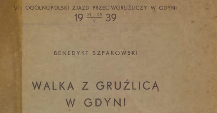 Walka z gruźlicą w Gdyni