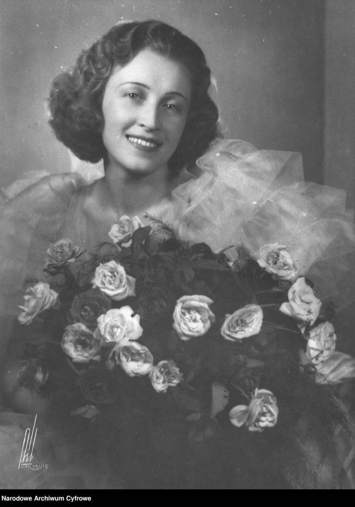 Maria Żabkiewiczówna, Miss Polonia 1934