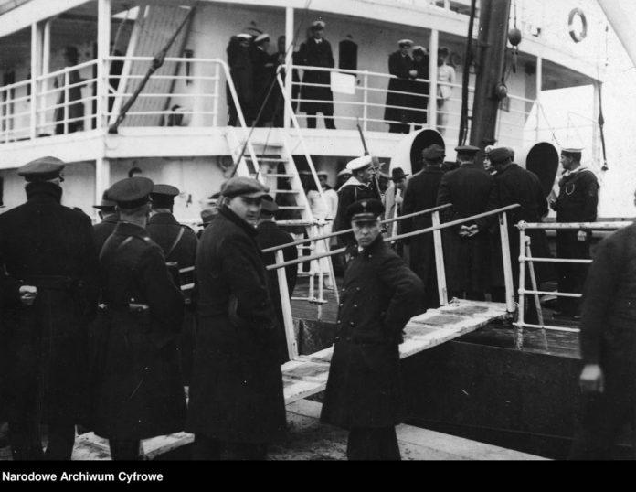 Polscy emigranci deportowani z Argentyny z powodów politycznych